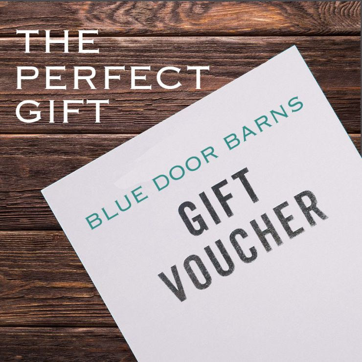 Gift Vouchers for a stay at Blue Door Barns